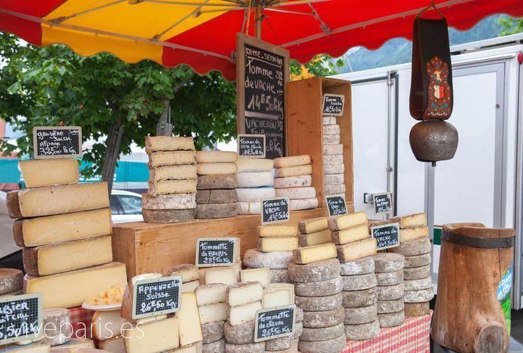 Dónde comer en París | #queso #cheese #fromage #paris
