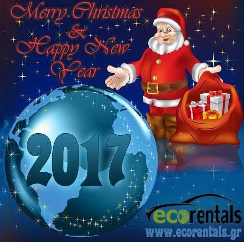 Merry Christmas !!!!    #Christmas # rentacar #Carrentals # wishes #crete #ecorentals #bestcars