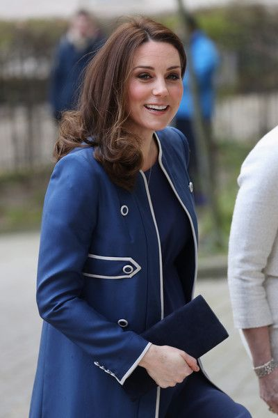 Kate Middleton Photos - Catherine, The Duchess of Cambridge visits the Royal College of Obstetricians and Gynaecologists on February 27, 2018 in London, England. - The Duchess Of Cambridge Visits The Royal College Of Obstetricians And Gynaecologists