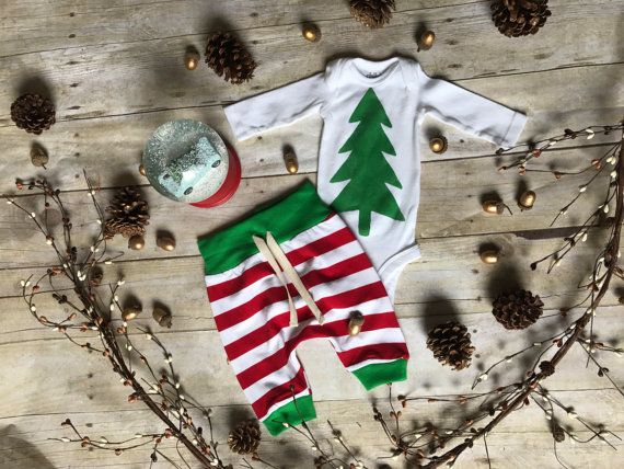 Christmas Pajamas Baby Christmas Outfit Newborn Christmas Outfit Baby Christmas Pajamas Kids Christmas Pajamas Toddler Christmas Leggings