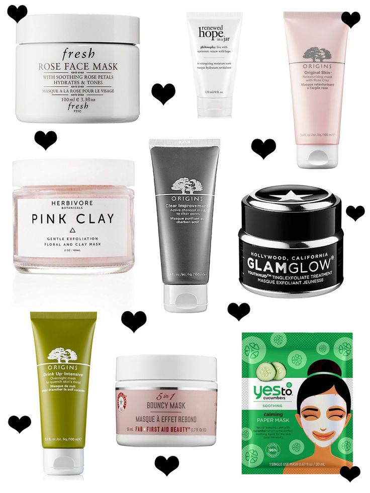 The best face masks for dry skin, the best face masks for acne, and the best face masks for anti-aging! Face masks are the skincare you're missing!