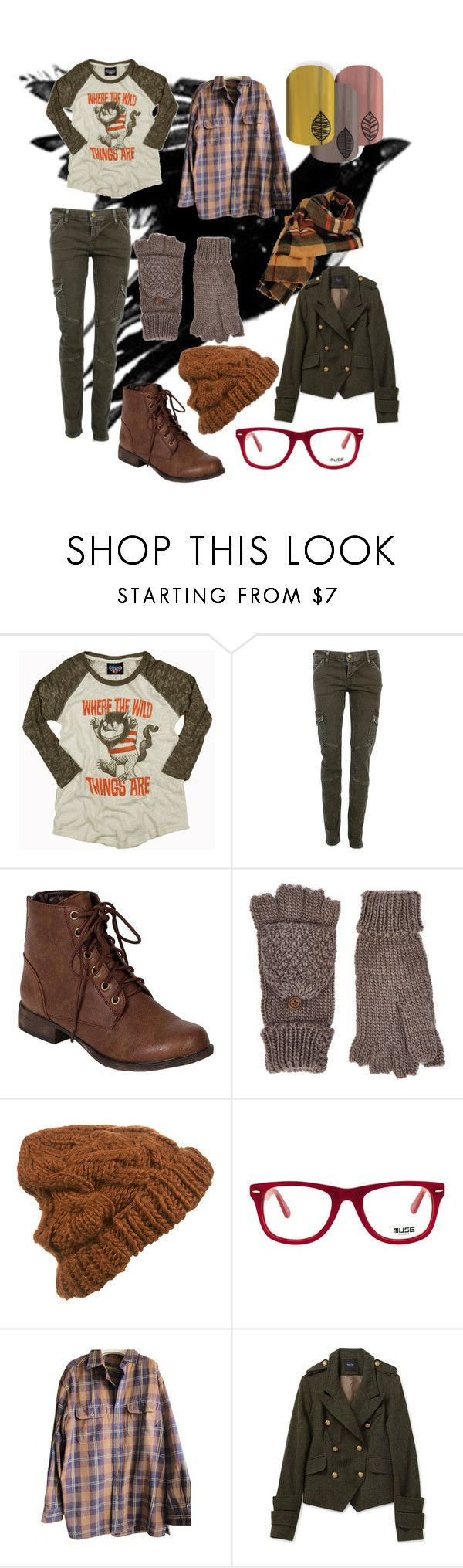 """Falling leaves"" by the-trickster-king ❤ liked on Polyvore featuring Junk Food Clothing, CARGO, Breckelle's, Accessorize, Muse, Timberland and Wilsons Leather"
