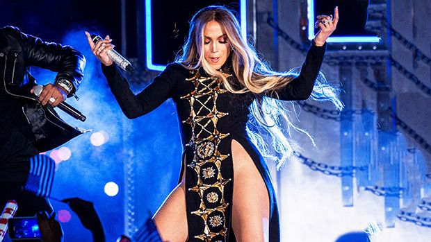 Jennifer Lopez Goes Commando To Announce New Music Video — Steamy Pic https://tmbw.news/jennifer-lopez-goes-commando-to-announce-new-music-video-steamy-pic  What better way to promote a new music video than by posting the sexiest pic EVER?! Jennifer Lopez announced the video for 'Ni Tu Ni Yo' by sharing a revealing shot of herself going totally commando in a SUPER racy dress — check it out here.Jennifer Lopez, 47, just cannot get enough of the sexy Fausto Puglisi dress she wore for her…