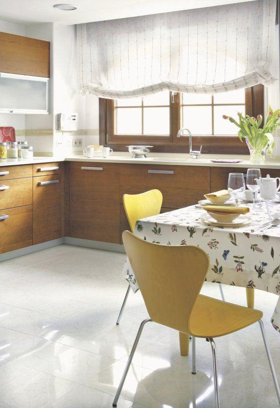 17 mejores ideas sobre cocinas de madera de cerezo en pinterest ...