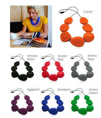 http://www.ruggabub.com.au/for-mum/jsd-jellystone-necklace/ JSD - Jellystone Necklace - Ruggabub Boutique
