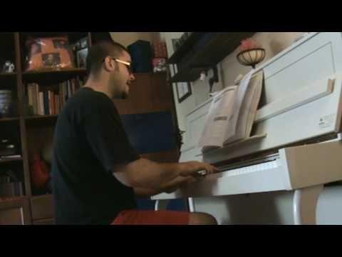 EMANUEL DI FRANCIA - VORREI (Lunapop) PIANO & VOICE COVER