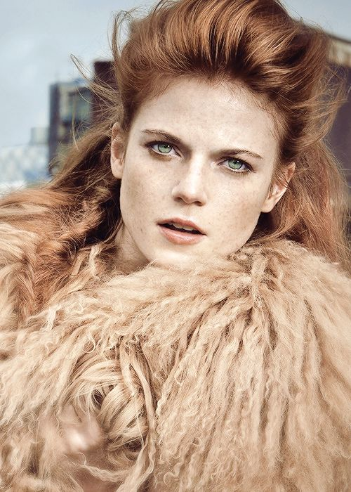 Wild Look for a Wildling Woman