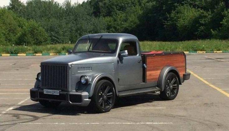 Шикарный тюнинг: 23 фото советских автомобилей, измененных ...