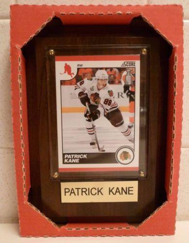 MVP-Patrick-Kane-Chicago-Blackhawks-Hockey-SCORE-Trading-Card-Wooden-Plaque