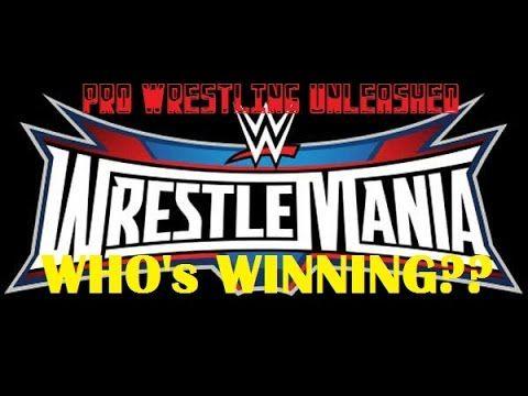 WHO will win at WRESTLEMANIA 33?? BOLD Predictions!!
