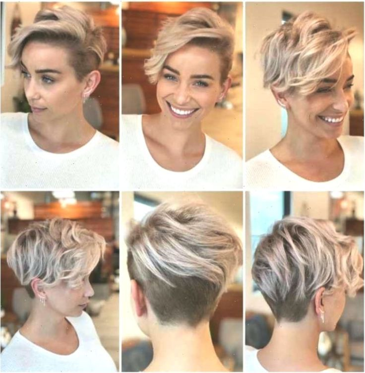 Short Hairstyles Round Face Simple Styled Hairdo This 1