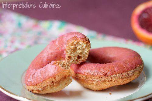 Веганский Нежданчик: Пончики с красным апельсином