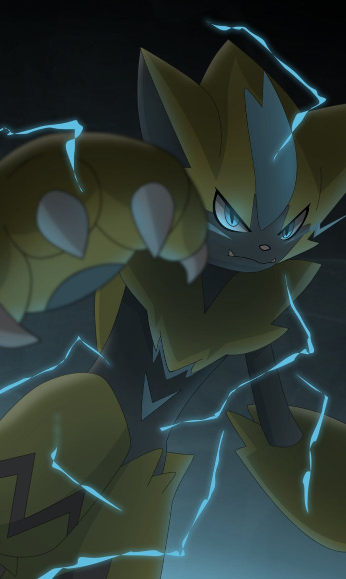 new pokemon to pokemon USUM Zeraora