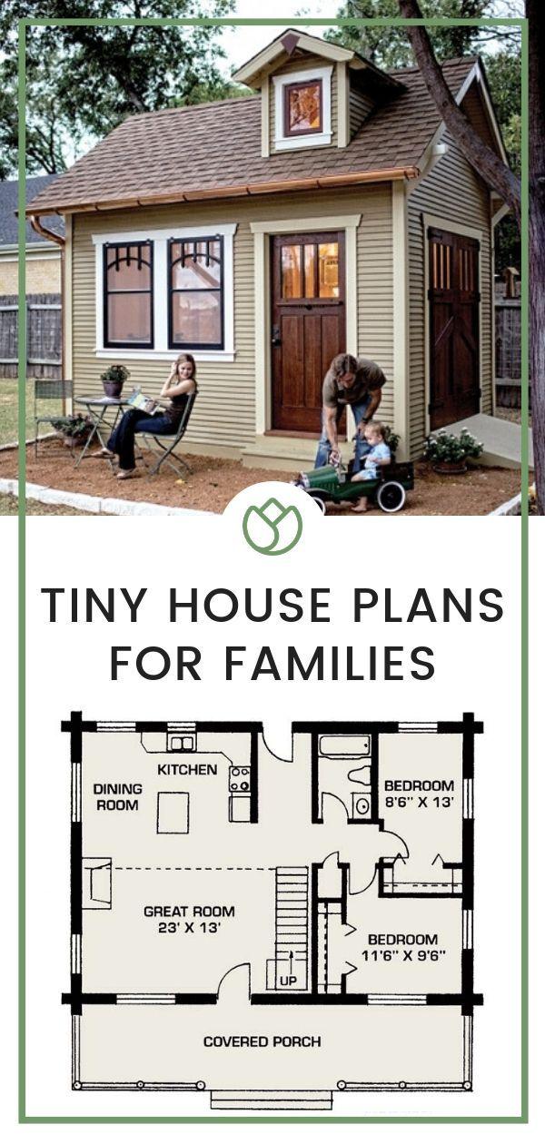 Design Inspirations For The Perfect Tiny House On Wheels The Tiny Life Tiny House Family Tiny House Plans Tiny House Cabin