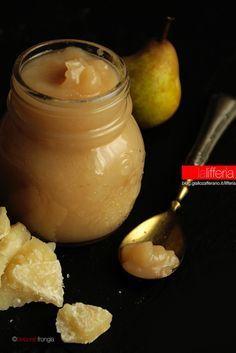 Confettura di pere e peperoncino (con Parmigiano Reggiano) gnam!!