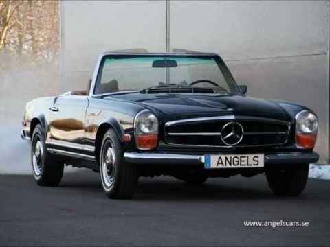 mercedes pagoda for sale oldtimer zu verkaufen mercedes 280 sl 1971 classic car for sale in. Black Bedroom Furniture Sets. Home Design Ideas