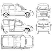 Manual De Taller Peugeot Partner, Citroen Berlingo En