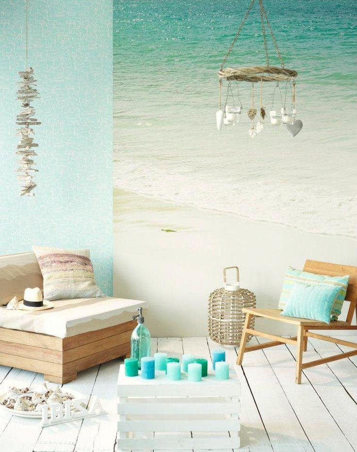 Playa en la casa Claro Lencería del Hogar