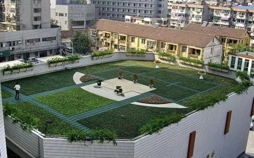roof garden system fertilizer