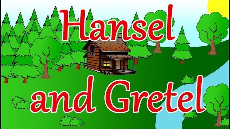Hansel and Gretel - Animated fairy tale for toddlers and children - bedtime stories for kids