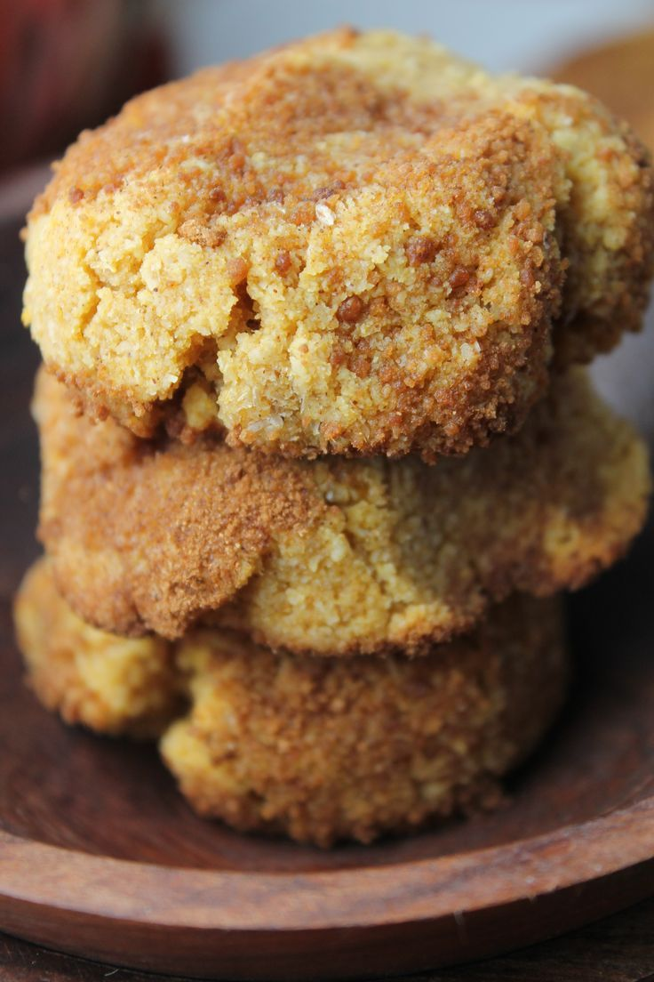 Pumpkin Snickerdoodles - Paleo and egg free!