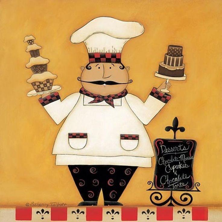 Постеры для поваров