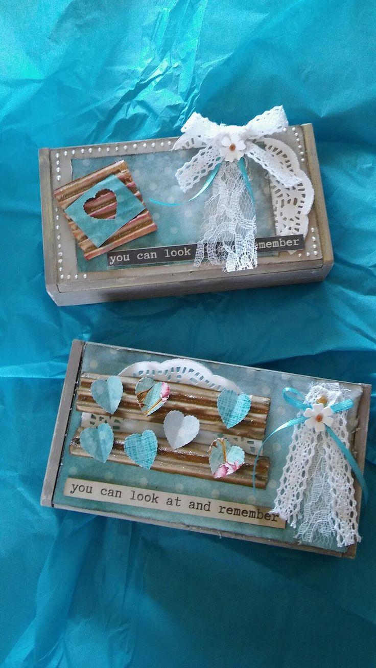Scrapbooking boxes - wish