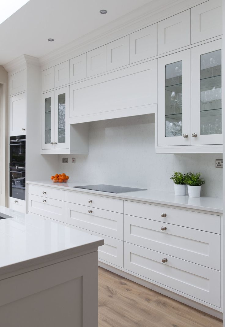 86 best Painted Kitchens images on Pinterest | Kitchen cabinets ...