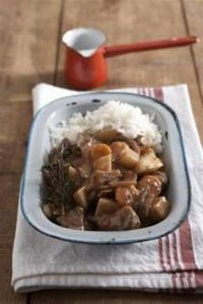 Koedoe rooiwyn kasserol