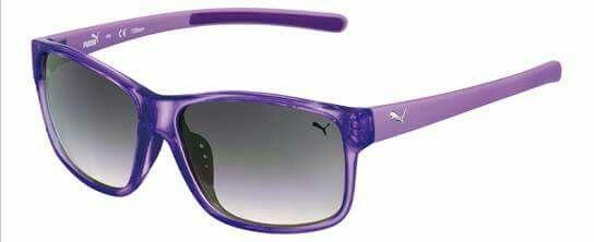 Purple puma