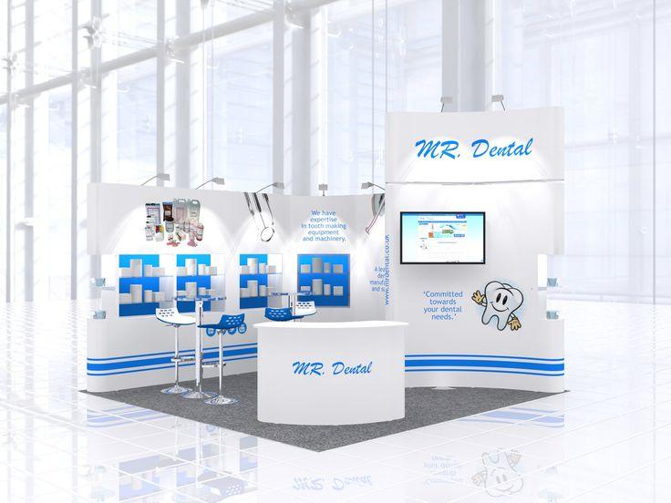 https://flic.kr/p/AzoKsB   Exhibition stand design for Mr Dental   Exhibition stand design