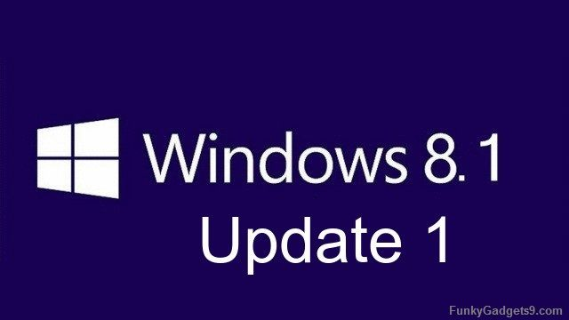 Microsoft Windows 8.1 Update 1 said to be arriving on March 11