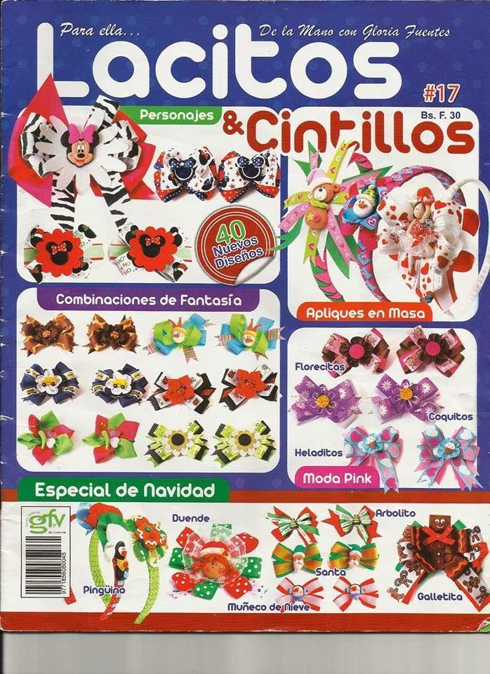 Revista Lacitos y Cintillos