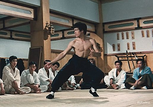Forever Bruce Lee -the little dragon- plus