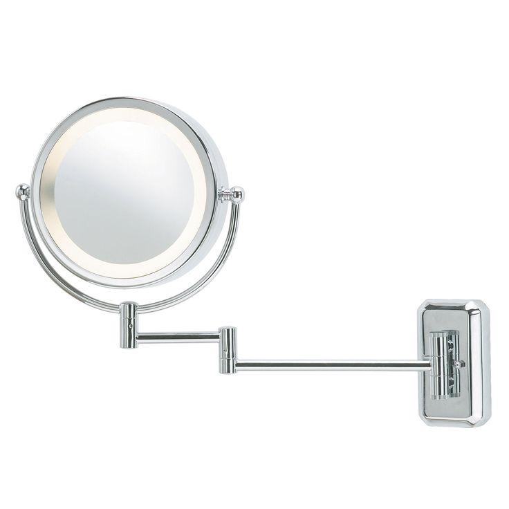 17 meilleures id es propos de miroir clairant sur for Miroir trois faces salle de bain