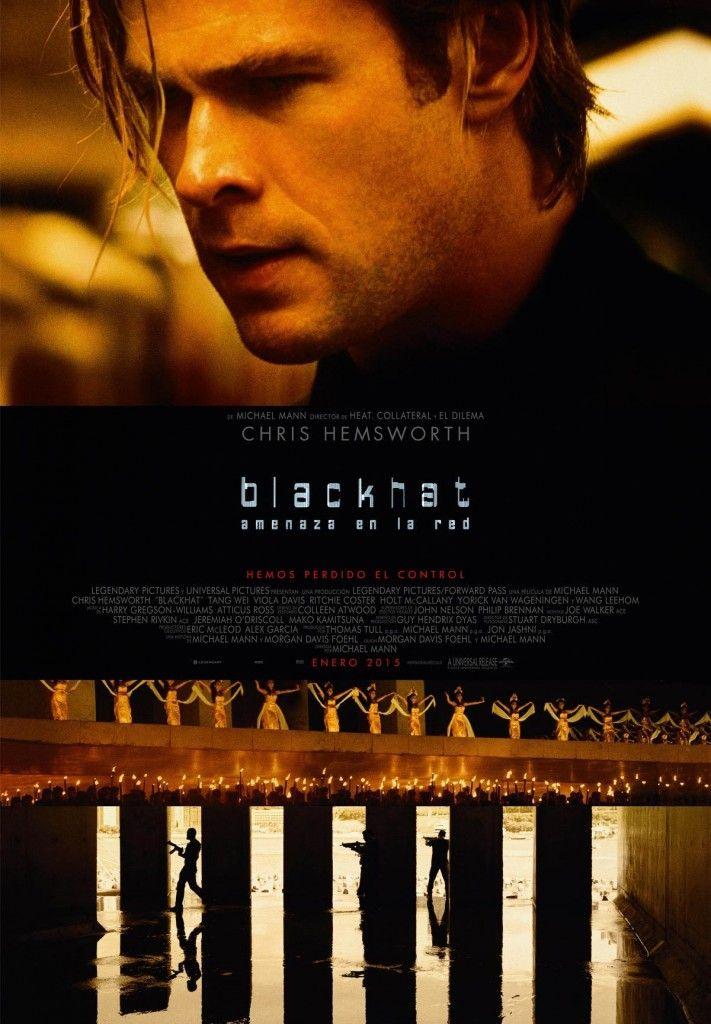 "Blackhat - Amenaza en la red[star_rating themes=""flat""]     https://www.youtube.com/watch?v=S0JSv6kRVVs... http://sientemendoza.com/cinefilos/movies/blackhat-amenaza-en-la-red/  #Acción #ChrisHemsworth #Crimen #ViolaDavis #TangWei #Suspense #LeehomWang #AndyOn #MannyMontana #WilliamMapother #ArchieKao #SpencerGarrett #JohnOrtiz #HoltMcCallany"
