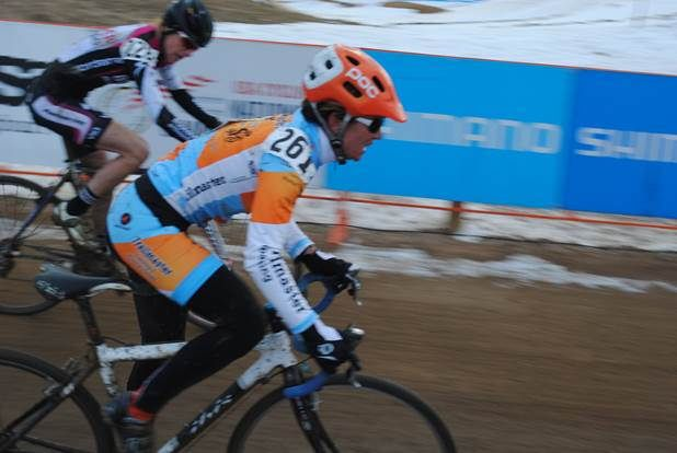 Ann Trombley - Cross Nats 2014 by Pactimo, via Flickr