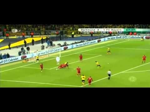 Pokalfinale 2012! Borussia Dortmund - Bayern München