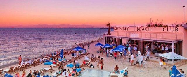 Shimmy Beach Club, Cape Town