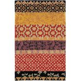 Found it at Wayfair - Rodeo Drive Rust/Gold Rug