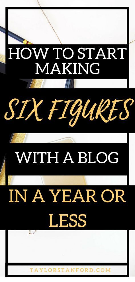 How to make money blogging from the start. This is how you can start making a full time income with your blog.
