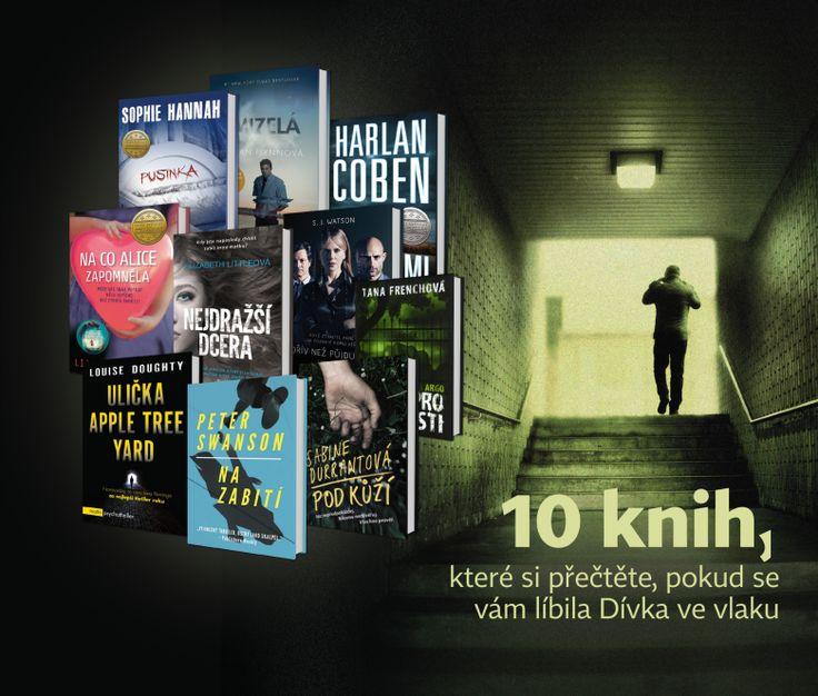 NEOLUXOR: 10 knih které si přečtěte, pokud se vám líbila Dívka ve vlaku