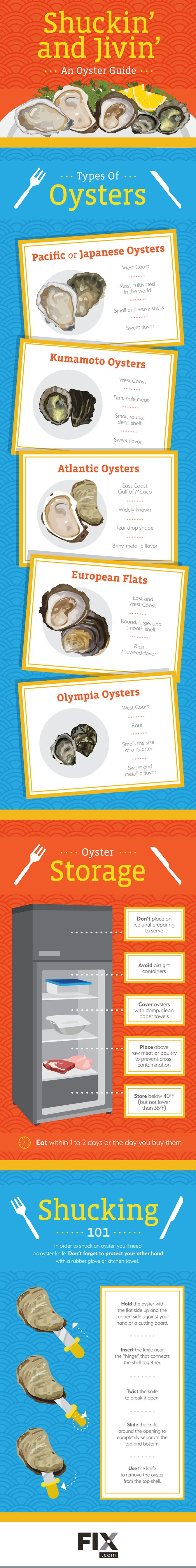 Our guide has everything you need to know about storing, shucking, and eating oysters, whether raw or baked!