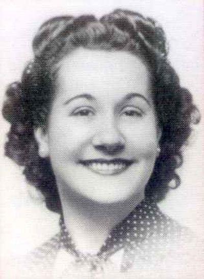 La química Josefa Molera Mayo (1921– 2011) nació un 23 de enero