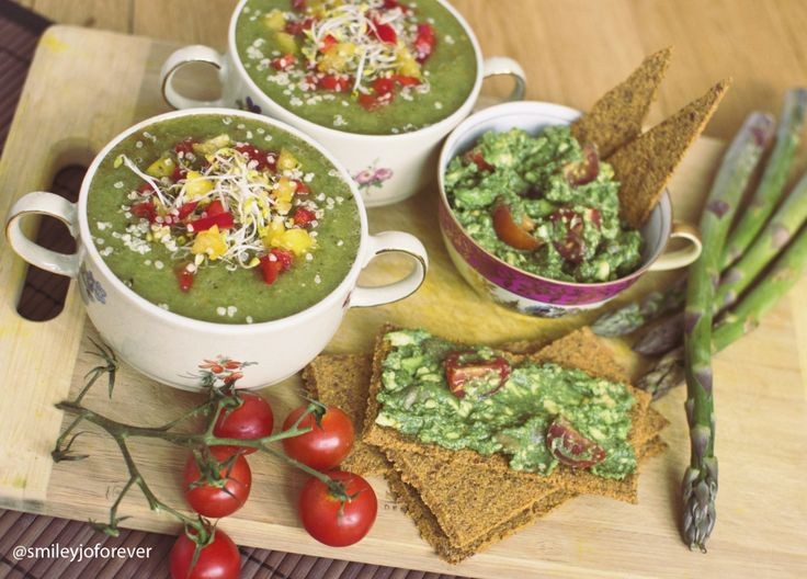 Healthy and organic, cool and refreshing - is this gazpacho soup the perfect summer snack?