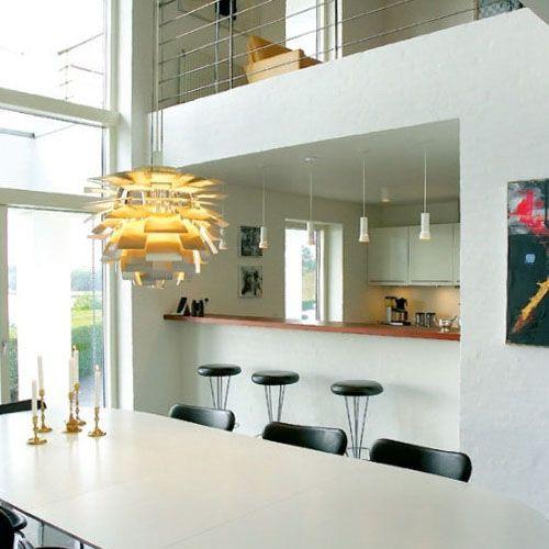 Louis Poulsen PH Artichoke Lamp Steel by Poul Henningsen | Stardust Modern Design