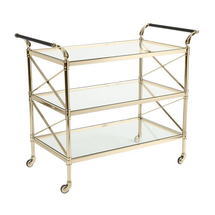 74 best serving carts images on Pinterest Serving cart Bar
