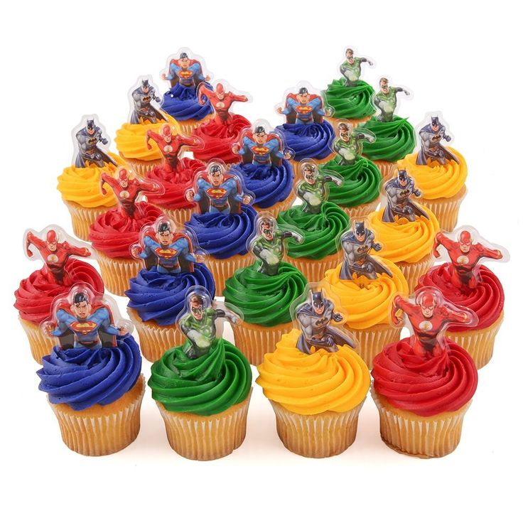 Marvel Cake Toppers Amazon