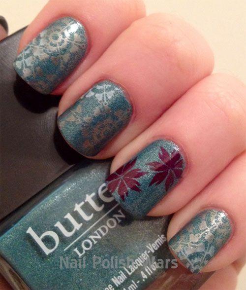 Super Cute Nails and Pretty Maple Nails