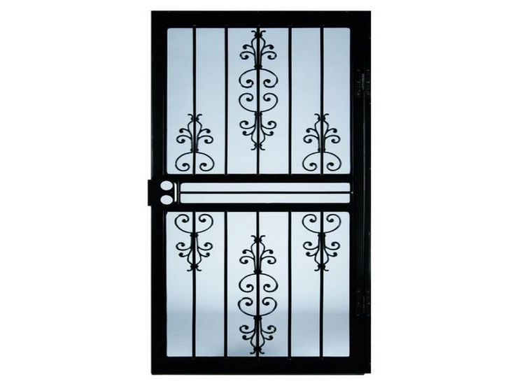 Owesome Security Storm Doors